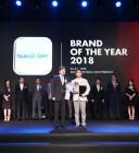 다이어트 전문 브랜드 '뉴트리 디-데이', '올해의 브랜드 대상' 4년 연속 수상