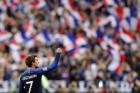 그리즈만 멀티골···프랑스, 독일 잡고 A매치 15경기 연속 무패