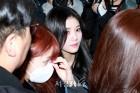 아이즈원 권은비, '옅은 화장에도 예쁨 폭발' (공항패션)