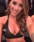 브리트니 팔머 속옷만 입고 섹시 사진? 역시 UFC여신···볼륨 가득한 몸매에 헉 소리 나네!
