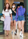 트와이스, '먼저 입국하는 한국 멤버들'