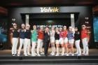 볼빅, '팀 볼빅' 발대식 가져..세계3대투어서 31명 활동