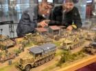 작품이 된 탱크, 장갑차...밀리터리 프라모델 전시