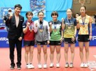 세계탁구선수권銅 단일팀, 넉달만에 메달 목에 건 이유