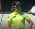 이정은6, 데뷔전 호주여자오픈서 선두에 4타차 3위