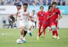 남과 북 노동자들, 상암에서 축구로 하나가 됐다