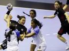 2연속 金노리는 한국 여자 핸드볼, 인도 꺾고 2연승