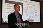 """패트릭 쇼메 삼성전자 부사장 """"삼성, IoT 분야서 독보적 위치"""""""