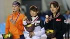 한국 빙속, 2차 월드컵 마지막 날 메달 추가 실패