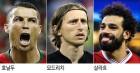호날두 등 UEFA 올해의 선수 후보… 메시는 빠져