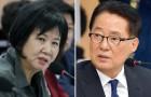 """'목포 투기 논란'…손혜원 """"배신의 아이콘"""" vs 박지원 """"대응할 가치 못 느껴"""""""