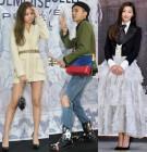 전지현부터 GD까지, '칼 라거펠트의 한국★뮤즈들'