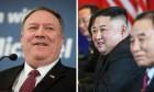 강력한 대북 제재 촉구하는 폼페이오...올해 첫 제재 임박