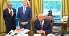"""트럼프 """"中, 미·북 비핵화 협상 방해"""""""