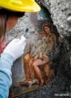 2천 년 지나도 생생…폼페이 유적지에서 관능적 벽화 발견