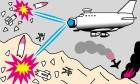 北 미사일 요격 레이저