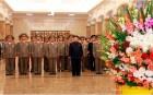 北, 김일성·김정일 사망일 '추모의 날'로 지정