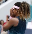 여자 테니스 오사카 충격의 탈락