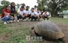 (10)갈라파고스의 거북이 수업···지구의 미래를 고민하는 아이들