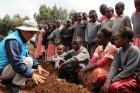 아프리카에 희망 주는 농업 한류