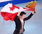 은반 떠나는 캐나다 피겨 황제 패트릭 챈