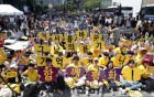 Forced labor victims, comfort women demand Japan's apology on Liberation Day