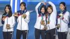 한국, '역대 최대 매달'에 방긋? 그보다 더 놀라운 '기록'