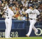 '7월의 사나이' 두산 김재호, 프로 데뷔 첫 10홈런