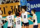 여자배구 AG 대표팀, '고교 선수 전원 가동' 한 이유
