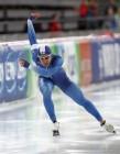 빙속 김준호, 500m 은메달... 고다이라는 21연속 우승
