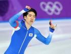차민규, 11년 만에 한국 기록 깨고 월드컵 파이널 은메달