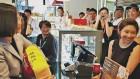타이완 총통 사진에 中 발끈…시총 1천억 증발한 사연