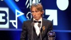 새 축구 황제 탄생…모드리치, FIFA 올해의 선수상