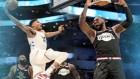 화끈한 덩크쇼에 '감탄'…팬들 열광시킨 NBA 올스타전