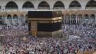이슬람 메카 성지순례 시작…전 세계 2백만 명 참가