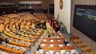 국회 본회의 결국 파행…한국·바른미래 불참으로 정족수 미달