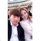 배지현, 류현진 내조 확실히…여전히 달달한 신혼부부♥