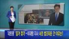 MBN 뉴스앤이슈 11월 21일 오프닝