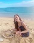"""""""하와이의 여신""""…제시카, 빛나는 청순美"""
