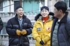 '한끼줍쇼' 로꼬x그레이, 한겨울에 오픈카 타고 등장…규동 '당황'
