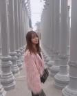 """이민정, ♥이병헌과 LA 여행중 인증샷 """"청순美 가득"""""""