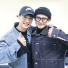 """""""소중한 친구""""…양요섭, 첫 휴가에 이기광 콘서트 방문 '하이라이트 우정'"""