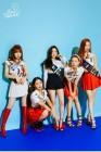 레드벨벳, 아이돌차트 8월 1주차 아차랭킹 1위