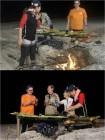 '정법' 이연복 정글 한복판서 '깐풍 생선' 요리