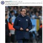 첼시와 만난 '사리 볼', 최악의 부진에 중도 퇴출 위기