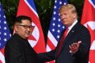 """日아사히 """"북한, 미국의 2차 북·미 정상회담 타진에 응답 안해"""""""