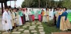 """""""이번엔 카자흐스탄에서 전통혼례"""" 도산우리예절원 해외 봉사"""