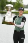 LPGA 입성 2년차 벌써 5승째, 과거 우승 기록은?
