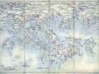 영호남 해안의 군사지도 '영호남연해형편도'