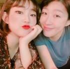 """故최진실 딸 준희, 홍진경과 미소 """"이모와 데이트"""""""